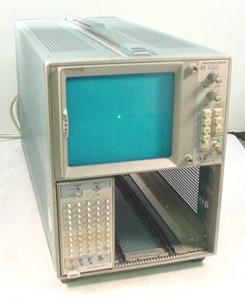 TEKTRONIX 7603/20 OSCILLOSCOPE, M/F, 100 MHZ, OPT. 20